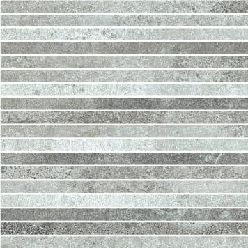 Dark grey mosaic