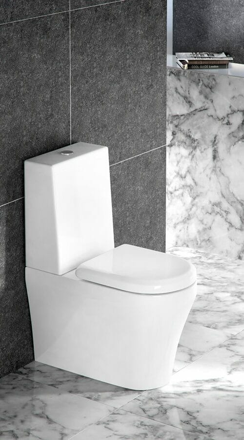 Britton Fine Close Toilet