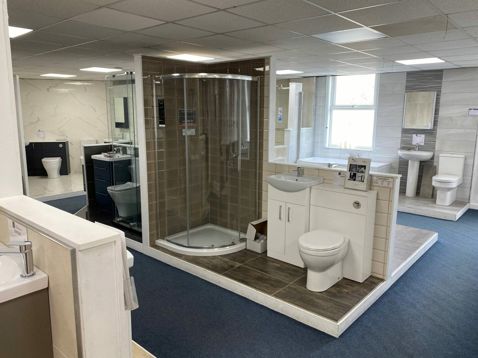 coventry tile and bathroom showroom