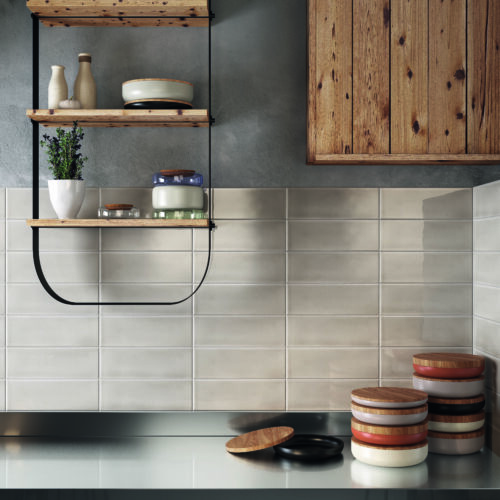 Copenhagen wall tiles for the kitchen