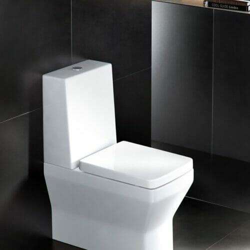 Cube Close Toilet