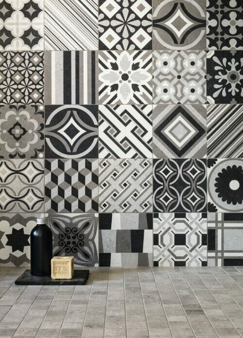 Legacy kitchen tile