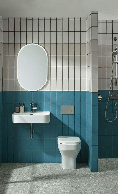 Roper Rhodes Accent Back to Wall WC