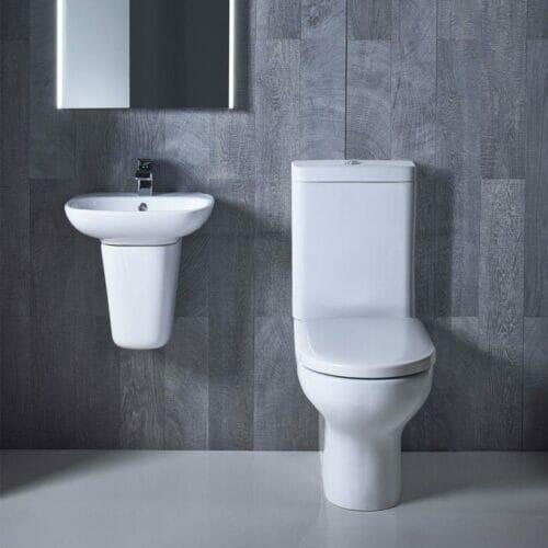 Roper Rhodes Note Toilet